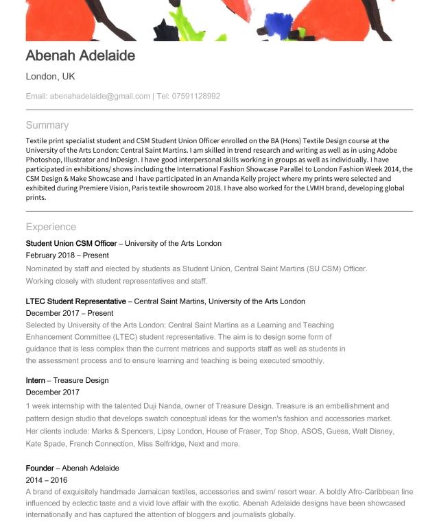 AbenahAdelaideProfile CV-1