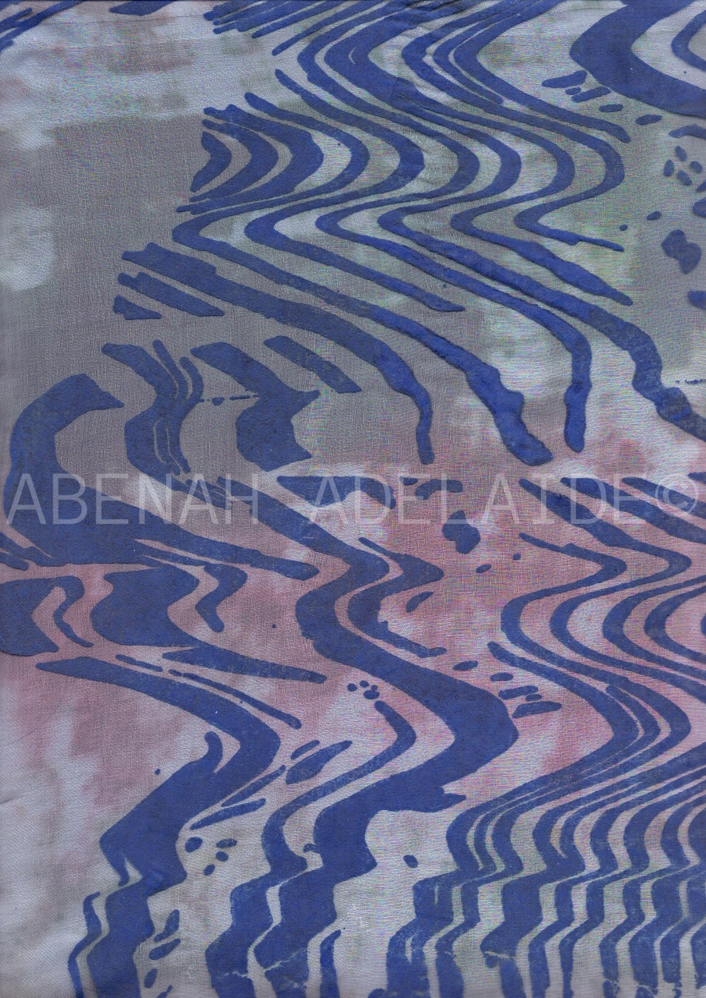 Water Flow by Abenah Adelaide ©