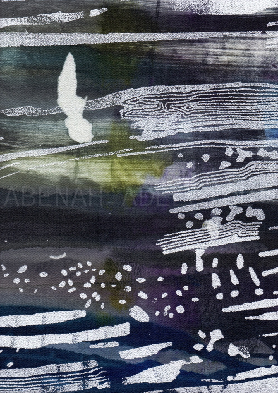 Ocean Depth by Abenah Adelaide ©